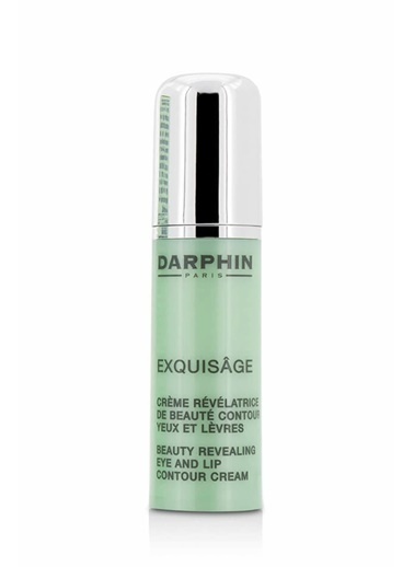 Darphin DARPHIN Exquisage Beauty Revealing Eye And Lip Contour Cream 15 ml - Göz ve Dudak Bakım Kremi Renksiz